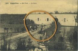 Kapellen - Capellen : Het Fort - Le Fort  ( Geschreven 1921 Met Zegel ) - Kapellen
