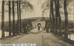 Wommelgem :  Entrée Du Fort II   ( Geschreven  Met Zegel ) - Wommelgem