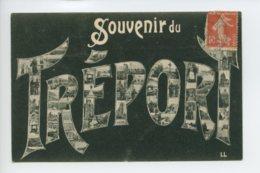 Piece Sur Le Theme De Le Treport - Souvenir Du Treport - Le Treport