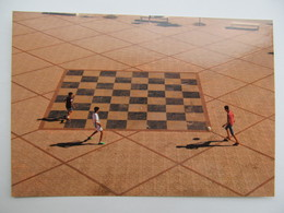 Chefchaouen, Morocco Chess & Football - Maroc