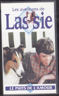 R19046  Les Aventures De Lassie      Le Puits De L'amour - Kinderen & Familie