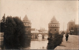 ! Alte Fotokarte , Photo Kortrijk, Belgien, 1. Weltkrieg, Westflandern - Kortrijk