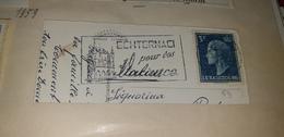 ECHTERNACI Pour Vos Vacances Luxemburg Luxembourg 1959 Cancel Cancellation - Vacanze & Turismo