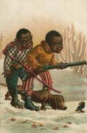 TECKEL - Dachshund  (  M. Greiner )   (  Africans Boys ) - Chiens