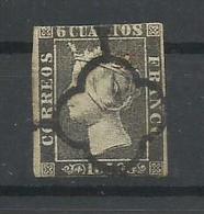 ESPAÑA  EDIFIL 1A - 1850-68 Kingdom: Isabella II