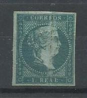 ESPAÑA  EDIFIL  41 - 1850-68 Kingdom: Isabella II