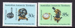 AAT, 1984 MAGNETIC POLE 2 MNH - Australian Antarctic Territory (AAT)