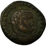 Monnaie, Maximien Hercule, Follis, 302-303, Antioche, TB, Bronze, RIC:56b - 5. L'Anarchie Militaire (235 à 284)