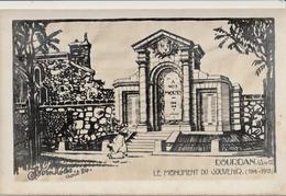 DOURDAN  Le Monument Du Souvenir - Dourdan