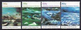 AAT, 1989 LANDSCAPES 4 MNH - Australian Antarctic Territory (AAT)