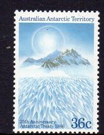 AAT, 1986 ANTATRCTIC TREATY 1 MNH - Unused Stamps