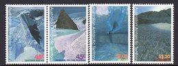 AAT, 1996 LANDSCAPES 4 MNH - Australian Antarctic Territory (AAT)