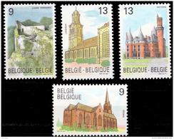 Belgium 2328/31**  Tourisme  MNH - Belgique