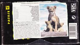 R19051  Le Clan Des Lions   Enregistrement Non Professionnel - Séries Et Programmes TV