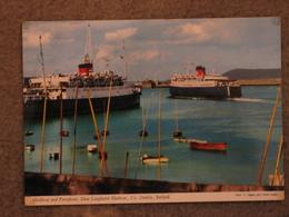 BRITISH RAIL LORD WARDEN(?) LEAVING DUBLIN - Ferries
