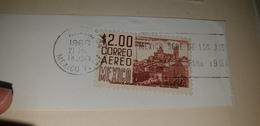 1966 1968  MEXICO Cancel Cancellation - Estate 1968: Messico