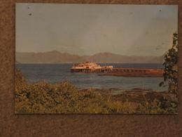 CALEDONIAN MACBRAYNE (CALMAC) CLANSMAN AT ARMADALE - Ferries