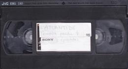 R19055  L'atlantide L'empire Perdu   Enregistrement Non Professionnel - Séries Et Programmes TV