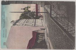 Lettland Baltikum - Windau Norwegisches Konsulat Farb. AK Gelaufen 1914 Latvia - Lettland