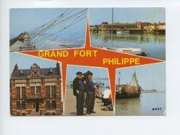 Piece Sur Le Theme De Multivues - Grand Fort Philippe - Ecrite - France