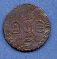 Lüttich- 1 Liard 1723  -  état  B+ - Belgique