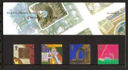 GB GREAT BRITAIN 1999 MILLENNIUM CHRISTIAN'S TALE PRESENTATION PACK No 304 + ALL INSERTS CAROLS HYMN BIBLE NATIVITY XMAS - Christmas