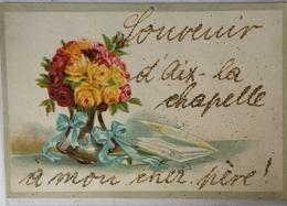 Aix La Chapelle - Aachen (NRW) Souvenir De 1919 - Aken