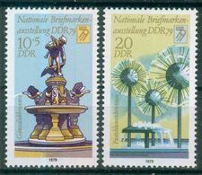 DDR 1979 / MiNr.   2441 - 2442    ** / MNH   (r69) - [6] Democratic Republic