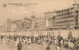 CPA - Belgique - Blankenberge - Blankenberghe - Vue Vers Le Casino - Blankenberge
