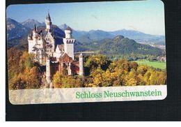 GERMANIA (GERMANY) -  2002 - SCHLOSS NEUSCHWANSTEIN     - RIF.   183 - Germania