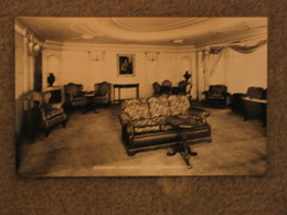SHAW SAVILL DOMINION MONARCH DRAWING ROOM - OFFICIAL, RP - Steamers