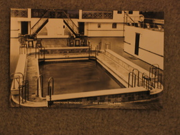 SHAW SAVILL DOMINION MONARCH SWIMMING POOL - OFFICIAL, RP - Steamers