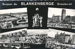 CP - Belgique - Blankenberge - Blankenberghe - Bonjour De Blankenberge - Blankenberge