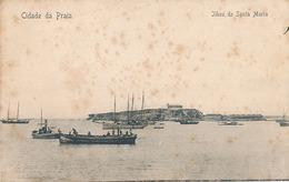 PRAIA - JLHEU DE SANTA MARIA - Cap Vert