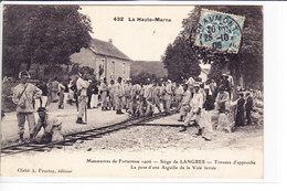 Haute-Marne - Manoeuvres