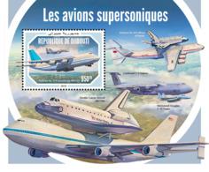 Djibouti 2018  Supersonic Aircraft   S201901 - Djibouti (1977-...)