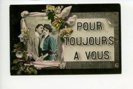 Piece Sur Le Theme De Pour Toujours A Vous - Lc - 4168 - Fêtes - Voeux