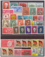 DDR Aus Jahrgang 1959, Postfrisch - DDR