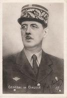 POLITIQUE GENERAL DE GAULLE Photo NOYER - Personnages
