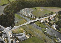 Cugnon-Mortehan (Bertrix) - Vue Aérienne Sur Le Pont, La Semois Et Le Camping - Carte CIM N° 70-84 - Bertrix