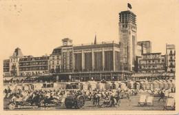 CP - Belgique - Blankenberge - Blankenberghe - Le Casino - Blankenberge