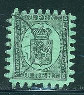 FINLANDE 1866/1870 N° 6 Percé En Serpentaire Dentelé 71/2 -  8  Tout état Voir Photo - 1856-1917 Russian Government
