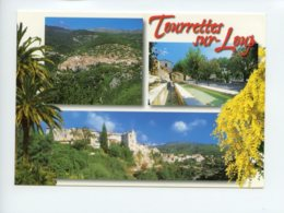 Piece Sur Le Theme De Multivues - Tourrettes Sur Loup - Cite Des Violettes - France