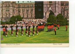 Piece Sur Le Theme De Canada - Changing Of The Guards - Voyagee - Canada