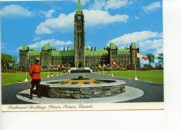 Piece Sur Le Theme De Canada - Parliament Buildings - Ottawa - Ontario - Canada