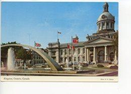 Piece Sur Le Theme De Canada - Ontario - Kingston City Hall - Confederation Park - Canada