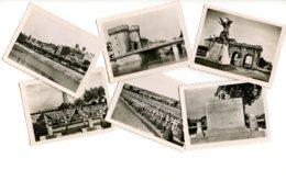 Piece Sur Le Theme De Militaria - Ensemble De 18 Photographies De Verdun Et Les Champs De Bataille - 1914-18