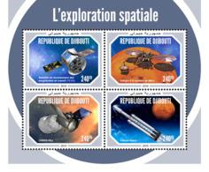 Djibouti 2018     Space Exploration  S201901 - Djibouti (1977-...)