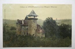 12 : Château De Soulou  Près Saint Julien D'Empare - Francia