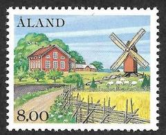 ALAND  1985   - YT 13 -  Moulin --  Oblitéré - Finland